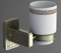 Подробнее о Стакан Art&Max Gotico AM-4868AQ настенный бронза