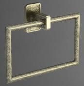Подробнее о Полотенцедержатель Art&Max Gotico AM-E-4880AQ кольцо бронза