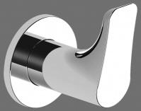 Подробнее о Крючок Art&Max Saffo AM-8654 одинарный хром