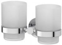 Подробнее о Два стакана Artwelle Harmonie HAR 013 подвесные хром / стекло матовое