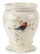 Подробнее о Корзина Avanti Gilded Birds 11984F для мусора цвет белый