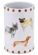 Подробнее о Стакан Avanti Dogs on Parade 13688A настольный цвет белый