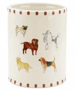 Подробнее о Корзина Avanti Dogs on Parade 13688F для мусора цвет белый