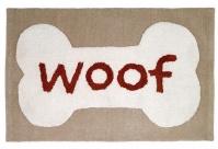Подробнее о Коврик Avanti Dogs on Parade 13688J для ванны 51 х 76 см цвет белый