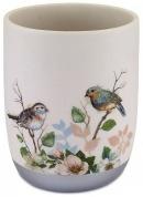 Подробнее о Корзина Avanti Love Nest 13690F для мусора цвет кремовый с декором