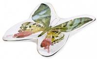 Подробнее о Мыльница Avanti Butterfly Garden 13882C настольная цвет белый