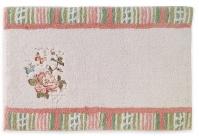 Подробнее о Коврик Avanti Butterfly Garden 13882J для ванны 51 х 76 см цвет розовый