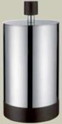 Подробнее о Баночка Bango&Associati Ambiente Elite wenge AX 746 для косметики хром / wenge