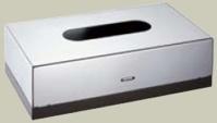 Подробнее о Контейнер Bango&Associati Ambiente Elite wenge AX 800 для салфеток хром / wenge