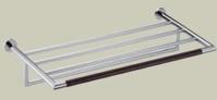 Подробнее о Полка-решетка Bagno&Associati Ambiente Elite wenge  AX 813 хром / wenge