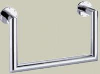 Подробнее о Полотенцедержатель Bagno&Associati Ambiente Elite AZ 213 полукольцо хром