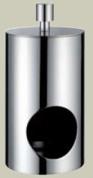 Подробнее о Контейнер Bango&Associati Ambiente Elite AZ 863 для ватных шариков хром