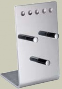 Подробнее о Подставка Bango&Associati Ambiente Elite  AZ 869 под кольца хром
