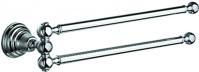Подробнее о Полотенцедержатель Bagno&Associati Canova CA21451 двойной хром