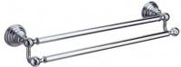 Подробнее о Полотенцедержатель Bagno&Associati Canova CA21651 двойной хром