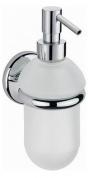 Подробнее о Дозатор жидкого мыла Bagno&Associati Grand Hotel GH12751 подвесной хром/стекло