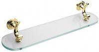 Подробнее о Полка Bagno&Associati Opera  OP 113 стеклянная стекло / бронза