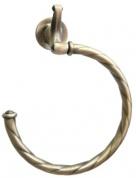 Подробнее о Полотенцедержатель Bagno&Associati Opera OP21392 полукольцо бронза