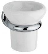Подробнее о Стакан Bagno&Associati Shire SH14251 подвесной хром / керамика белая