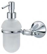 Подробнее о Дозатор для жидкого мыла Bagno&Associati Tempo  TM 127 подвесной бронза