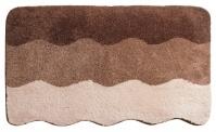 Подробнее о Коврик Batex Swing 251-27 для ванны 55 х 85 см цвет коричневый