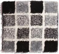 Подробнее о Коврик Batex Halma 558-40 для ванны 60 х 60 см цвет темно-серый