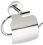 Подробнее о Держатель туалетной бумаги Bemeta Alfa 102412012 закрытый хром