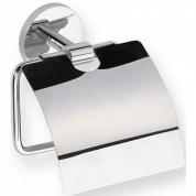Подробнее о Держатель туалетной бумаги Bemeta Alfa 102512012 закрытый хром