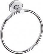 Подробнее о Полотенцедержатель-кольцо Bemeta Trend-i 104104068 хром/белый