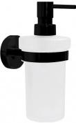 Подробнее о Дозатор Bemeta Dark 104109010 подвесной черный/стекло