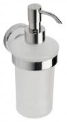 Подробнее о Дозатор жидкого мыла Bemeta Trend-i 104109018 хром/белый