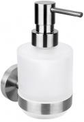Подробнее о Дозатор для жидкого мыла Bemeta Neo 104109115 подвесной хром/стекло матовое
