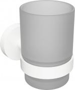 Подробнее о Стакан Bemeta White 104110014 белый/стекло