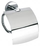 Подробнее о Держатель туалетной бумаги Bemeta Omega 104112012 с крышкой хром