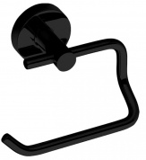 Подробнее о Держатель туалетной бумаги Bemeta Dark 104112040 без крышки черный