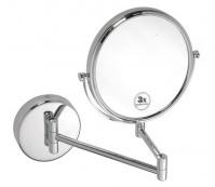 Подробнее о Зеркало косметическое Bemeta 112201512e (3Х) хром