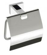 Подробнее о Держатель туалетной бумаги Bemeta Plaza 118112012 закрытый хром