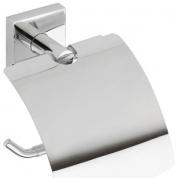 Подробнее о Держатель туалетной бумаги Bemeta Beta 132112012 закрытый хром