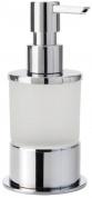 Подробнее о Дозатор Bemeta Omega 138109161 настольный хром/стекло матовое