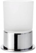 Подробнее о Стакан для ванной Bemeta Omega 138110061 настольный хром/стекло матовое