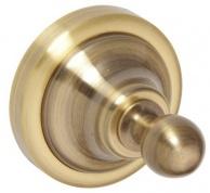 Подробнее о Крючок Bemeta Retro Bronze 144106137 одинарный бронза