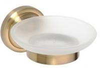 Подробнее о Мыльница Bemeta Retro Bronze 144108027 бронза/стекло матовое