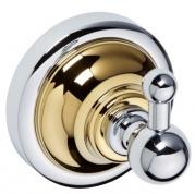 Подробнее о Крючок Bemeta Retro Gold and Сhrom 144206018 одинарный хром/золото