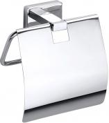 Подробнее о Держатель туалетной бумаги Bemeta Niki 153112012 закртый хром