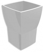 Подробнее о Стакан Bertocci Grace 142 7700 0200 керамика белая