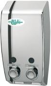 Подробнее о Дозатор для жидкого мыла Bisk Sensor 00175 подвесной хром