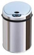 Подробнее о Ведро мусорное Bisk 99009/ZYS-09L 9 литров хром