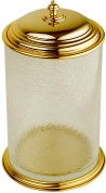 Подробнее о Ведро Boheme Palazzo Blanco  10108 напольное  золото /стекло кракле