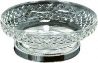 Подробнее о Мыльница Boheme Luxury Options 10204 настольная хром / хрусталь