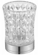 Подробнее о Стакан Boheme Royal Crystal 10213 настольный хром / хрусталь